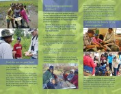 Page 2 of Wild Indigo brochure